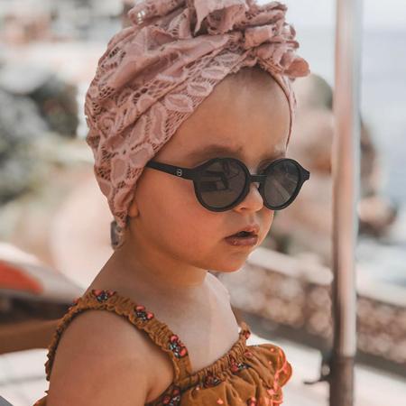 Slika za Izipizi® Dječje naočale za sunce (0-12m ) Black