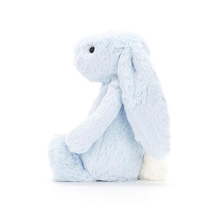 Slika za Jellycat® Plišani zec Bashful Blue Large 36cm