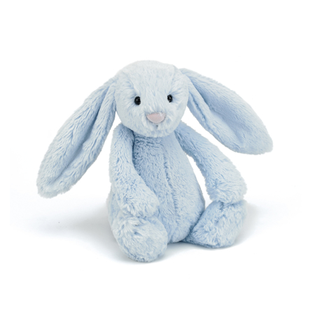 Slika za Jellycat® Plišani zec Bashful Blue Medium 31cm