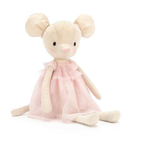 Slika za Jellycat® Plišana igračka Jolie Mouse 30cm
