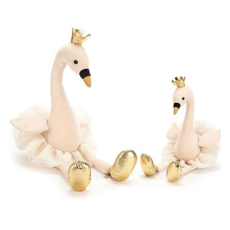 Slika za Jellycat® Plišana igračka Fancy Swan Large 56cm