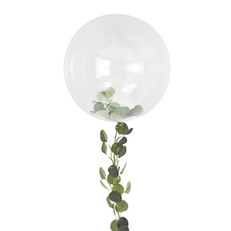 Slika za Ginger Ray® Veliki balon sa dekoracijom Botanica