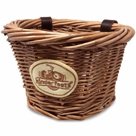 Slika za Kinderfeets® Pletena košarica za guralice