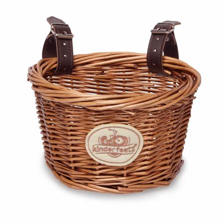 Kinderfeets® Pletena košarica za guralice