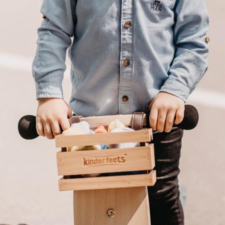 Slika za Kinderfeets® Drveni sandučić za guralice