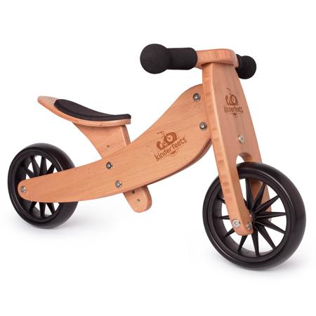 Kinderfeets® 2 u 1 Tricikl i bicikl bez pedala Tiny Tot Bamboo