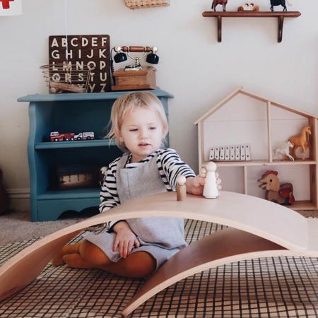 Slika za Kinderfeets® Daska za ravnotežu Rose
