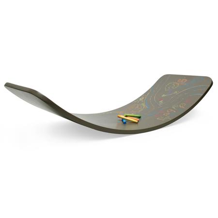 Slika za Kinderfeets® Daska za ravnotežu Chalkboard Gray