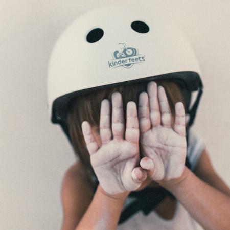 Slika za Kinderfeets® Dječja kaciga Matte White (18+m)