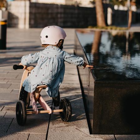 Slika za Kinderfeets® Dječja kaciga Matte Rose (18+m)