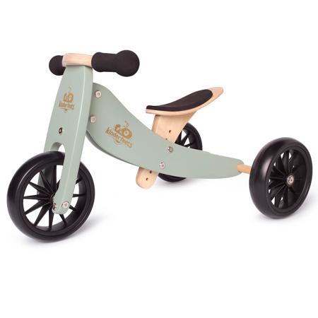 Slika za Kinderfeets® Drvena guralica Tiny Tot 2u1 Sage