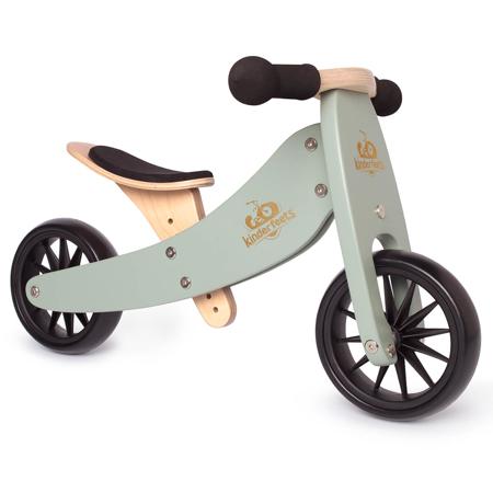 Kinderfeets® 2u1 Tricikl i bicikl bez pedala Tiny Tot Sage