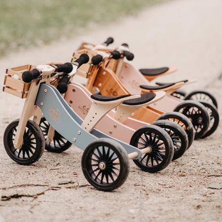 Slika za Kinderfeets® Drvena guralica Tiny Tot Plus 2u1 Silver Sage