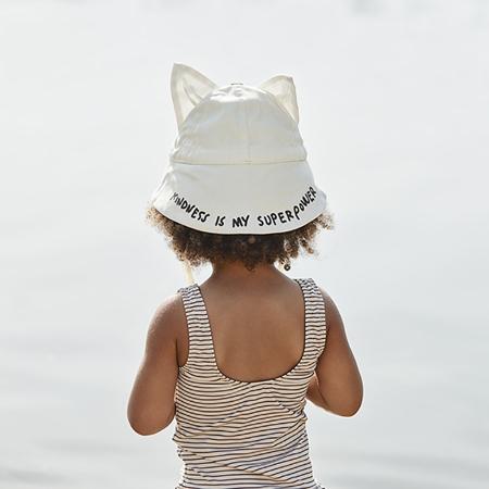 Slika za Elodie Details® Šeširić sa UV zaštitom Change the World