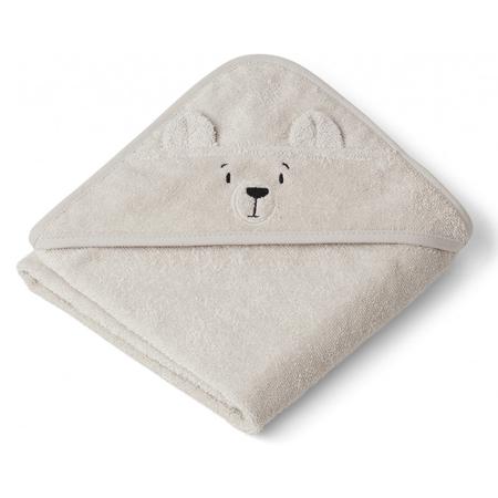Slika za Liewood® Ručnik s kapom Polar Bear Sandy 70x70