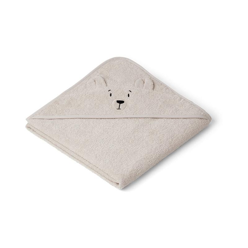 Slika za Liewood® Ručnik s kapom Polar Bear Sandy 100x100