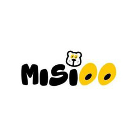 Slika za Misioo® Lesen tobogan White