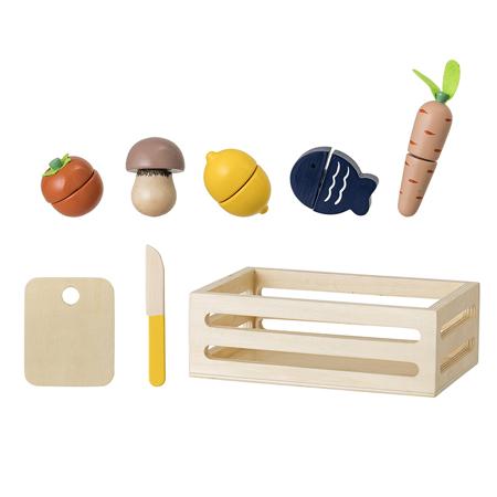 Bloomingville® Drvena kutija s povrćem