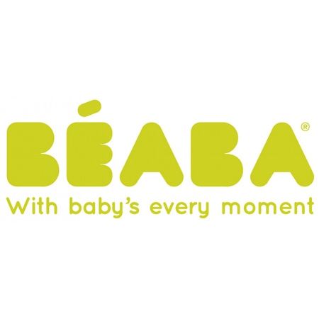 Slika za Beaba® Set 2 posodic z merico Light Blue/Grey 2x240ml