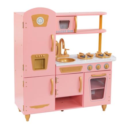 Slika za  KidKraft® Dječja kuhinja Vintage Pink/Gold