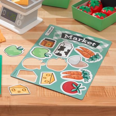 Slika za KidKraft® Set za igranje Farmer's Market