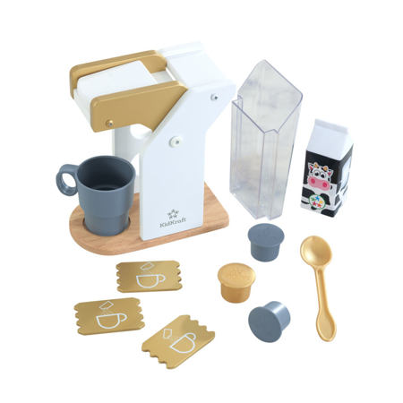 Slika za  KidKraft® Set za igranje Coffee Modern Metallics