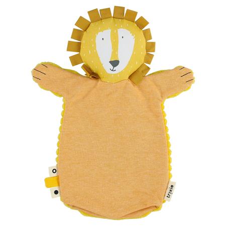 Slika za Trixie Baby® Lutka za ruku Mr. Lion