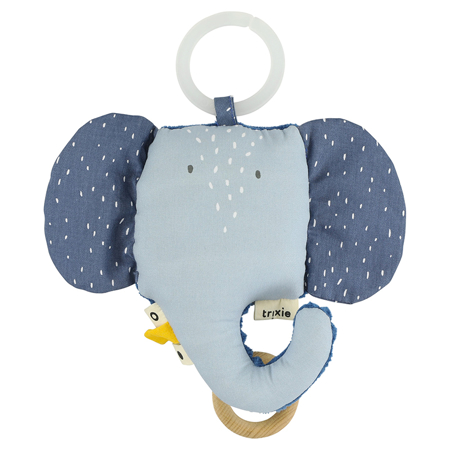 Slika za Trixie Baby® Glazbena igračka Mrs. Elephant