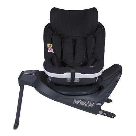 Slika za Besafe® Dječja autosjedalica Zi Twist i-Size 0+/1/2/3 (0- 18 kg) Black Cab
