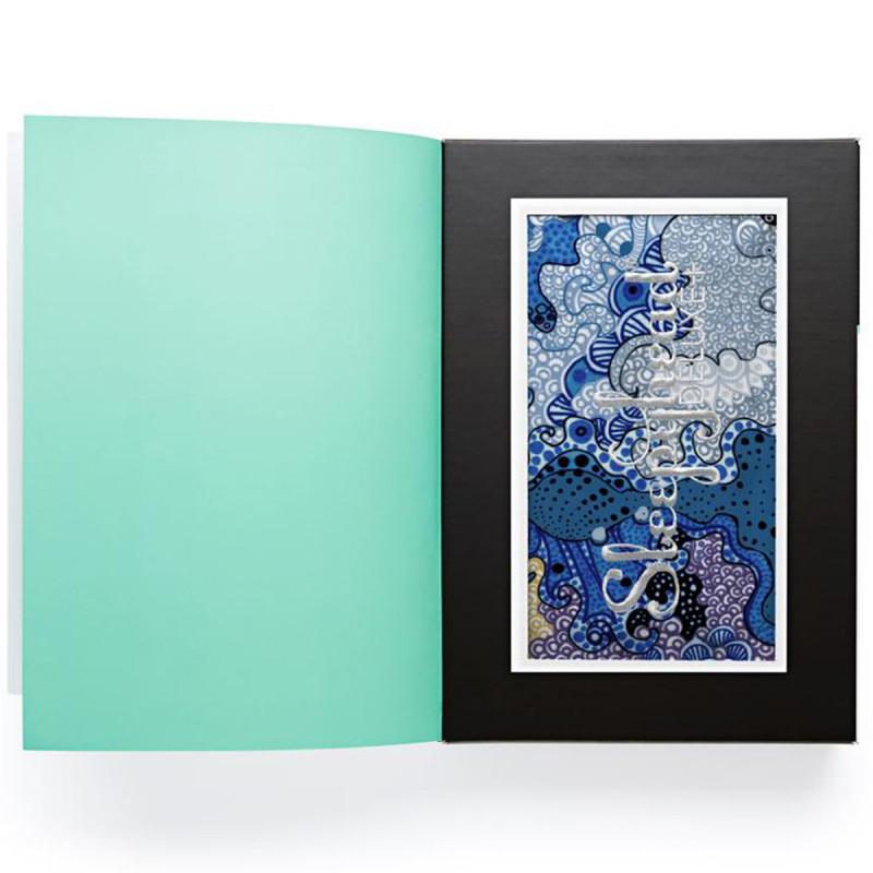 Slika za Sleepyhead® Pamučna navlaka za gnijezdo Deluxe+ (0-8m) – The Big Blue Chiaro