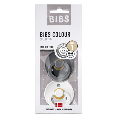 Slika za Bibs® Duda Iron & White 1 (0-6m)