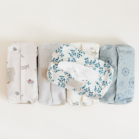 Slika za CamCam® Toaletna torbica za vlažilne robčke Fiori