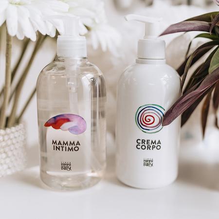 Linea MammaBaby® Gel za intimnu njegu za mame Gelsomina 500 ml