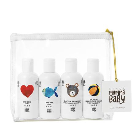 Slika za Linea MammaBaby® Set 4 proizvoda + torbica