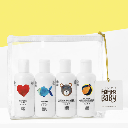 Linea MammaBaby® Set 4 proizvoda + torbica