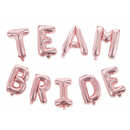 Ginger Ray® Viseći baloni Team Bride