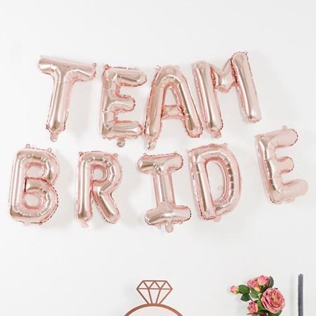 Slika za Ginger Ray® Viseći baloni Team Bride