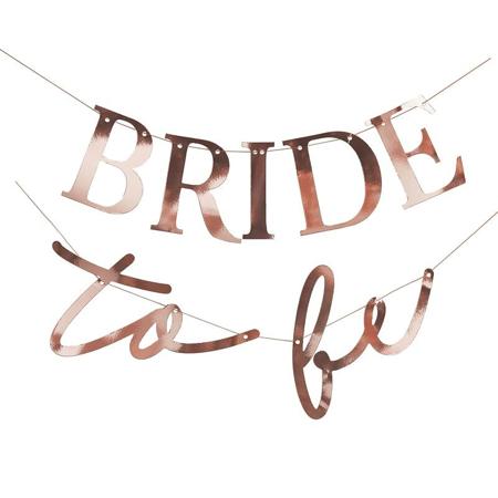 Slika za Ginger Ray® Viseći natpis Bride To Be