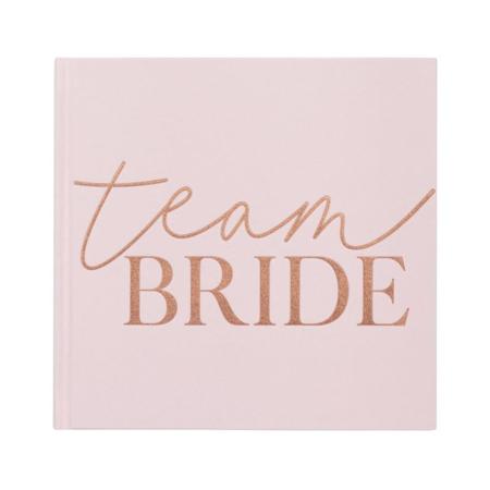 Slika za Ginger Ray® Knjiga uspomena Team Bride