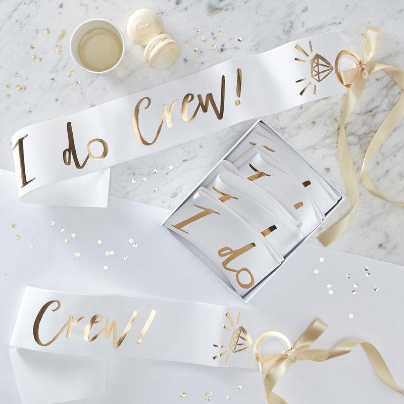Slika za  Ginger Ray® Trakovi za djevojačko I Do Crew