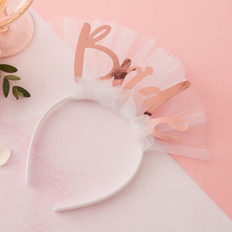 Slika za  Ginger Ray® Obruč za glavo Bride