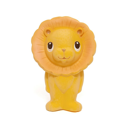 Petit Monkey® Igračka od 100% kavčuka Leo the Lion