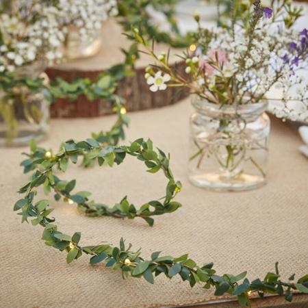 Slika za Ginger Ray® Stolne  dekorativne lampice Foliage