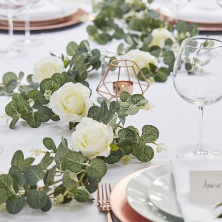 Slika za Ginger Ray® Stolne dekorative ruže