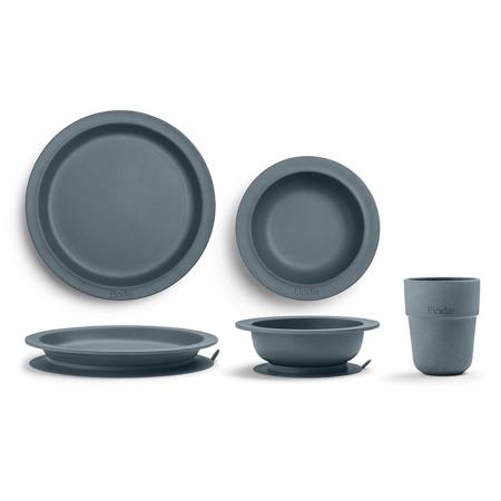 Slika za Elodie Details® Set za jelo od bambusa Tender Blue