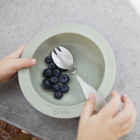Slika za Elodie Details® Set za jelo od bambusa Mineral Green
