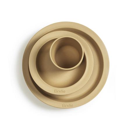 Slika za Elodie Details® Set za jelo od bambusa Gold