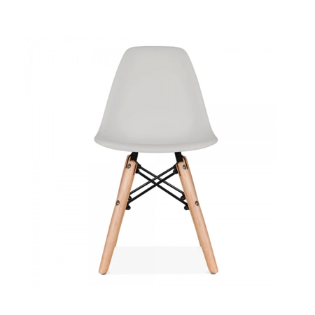 EM Furniture Eiffel Dječja stolica Grey
