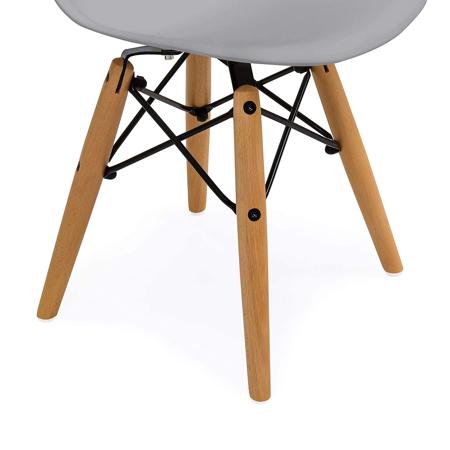 Slika za EM Furniture Eiffel Dječja stolica Grey