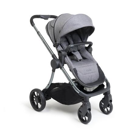 Slika za iCandy® Dječja kolica s košarom 2v1 Lime Lifestyle Charcoal